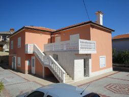House with 3 apartments Silo island Krk Croatia